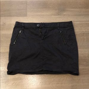 Gap olive green skirt size 2